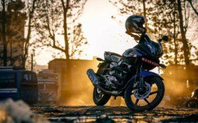 Serrure de moto