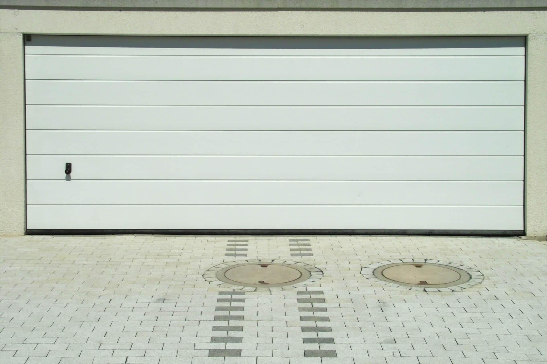 serrure de garage  fonctionnement et fermeture de porte