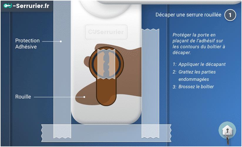 dsk diagram b1 serrure rouillée copy