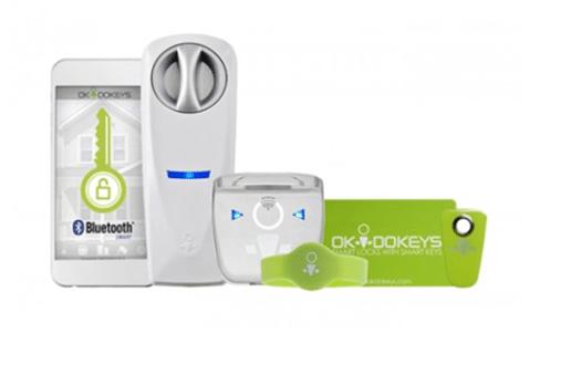 Okidokeys-Smart Lock