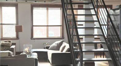 décoration moderne location loft parisien
