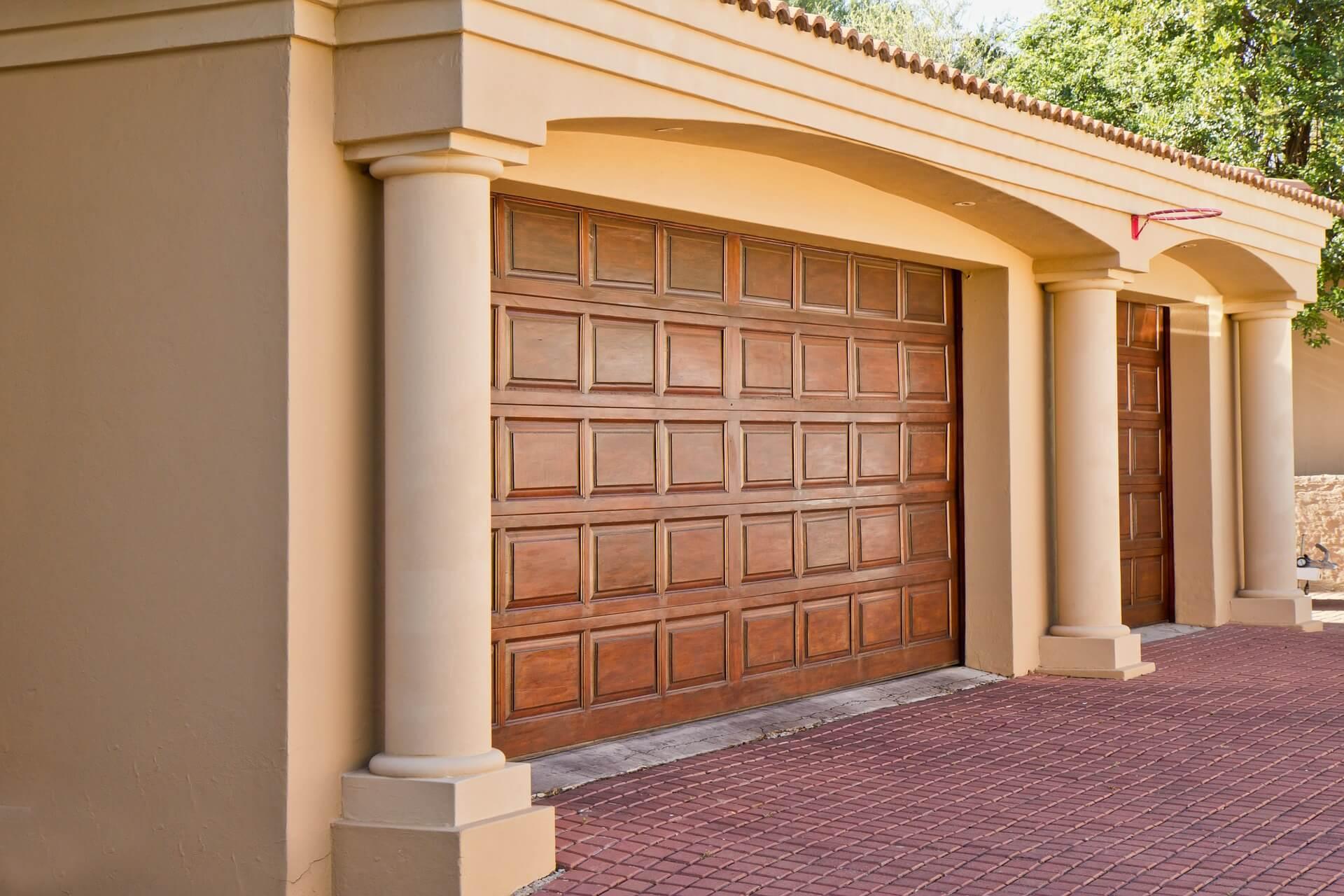débloquer porte de garage